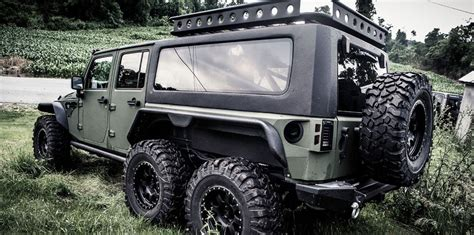 2018 jeep tomahawk g patton tomahawk 6x6 jeep wrangler unveiled in china