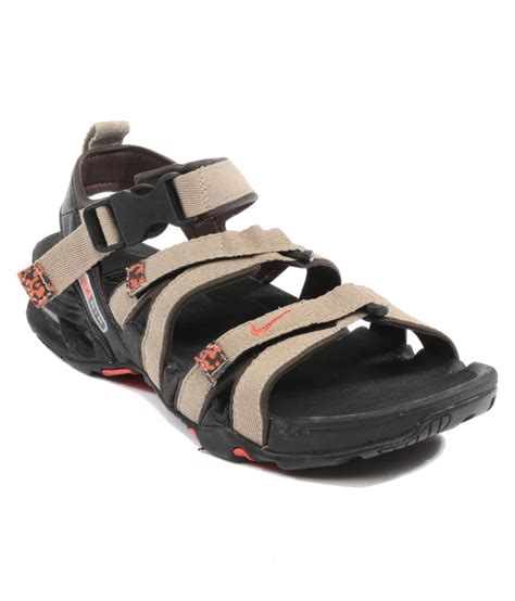nike sandals for in india nike brown floater sandals price in india buy nike brown