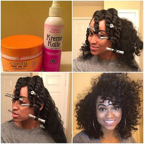 dry perm hair styles by itsmebfairley twist out with perm rods on dry