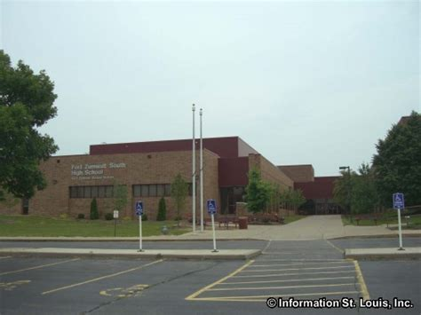 Ft Middle School by Fort Zumwalt South High School In St Charles County
