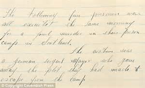 Derek Bentley Newspaper Article Revealed The Macabre Diaries Of Penned By Britain S