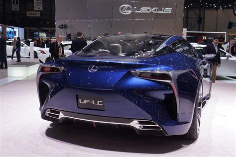 lexus lf lc blue έκθεση γενεύης 2013 lexus lf lc blue concept autoblog gr