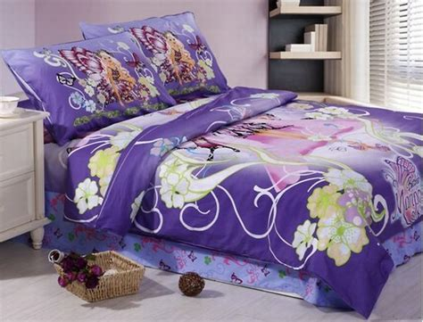 Butterfly Song Bedsheet Small Single bedding 30 princess and fairytale motivated sheets