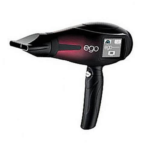 Ego Lightweight Hair Dryer ego smart professional hair dryer