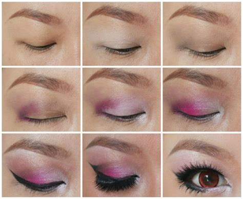tutorial make up sederhana untuk ke kantor tutorial make up pesta sederhana saubhaya makeup