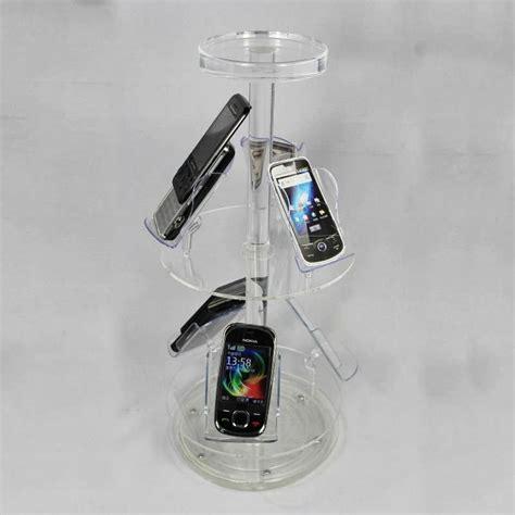 Pajangan Box Telephone 800118166 Murah display handphone 2 supplier acrylic jakarta