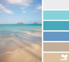 25 best ideas about beach color schemes on pinterest