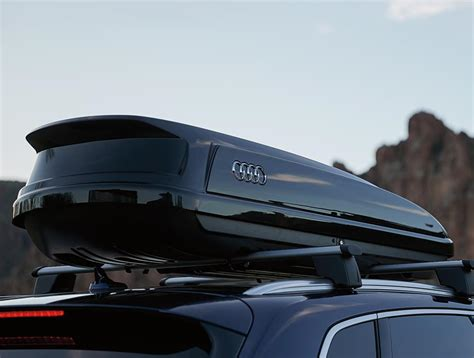 Audi Carrier audi rs7 cargo carrier black small capacity 360l