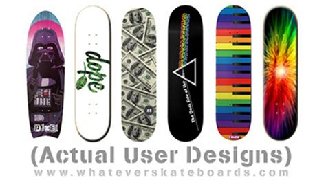 skateboard home design design a custom skateboard or custom longboard whatever