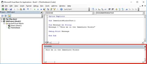 coding visual basic exles 1 6 setting up the visual basic editor environment excel