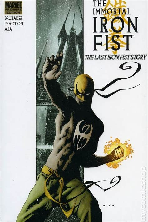 immortal iron fist 27 a aug 2009 comic book by marvel immortal iron fist hc 2007 2009 marvel comic books