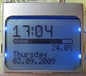 5110 Lcd Blue Color By Bustan low power lcd smackdown big mess o wires