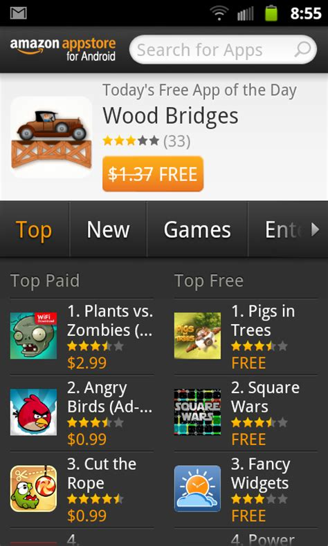 amazon app store amazon appstore receives 2 0 update ahead of kindle fire