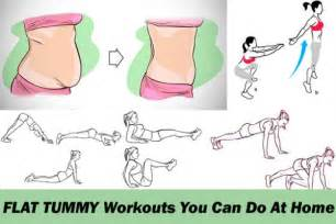 belly workout at home 12 simple flat tummy workouts you can do at home