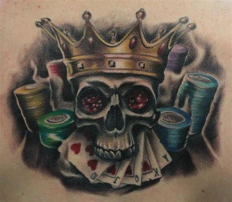 royal family tattoo uberlandia poker king tattoos pinterest poker and king