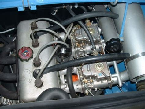 renault gordini r8 engine never this 1966 renault r8 gordini bring a trailer