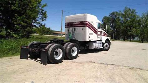 kenworth automatic trucks kenworth 2005 sleeper semi trucks