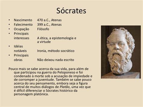 biografia socrates resumen biografias 1o ano