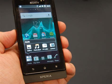 Hp Sony Xperia Sola sony xperia sola pictures sony xperia sola images sony mobile phones