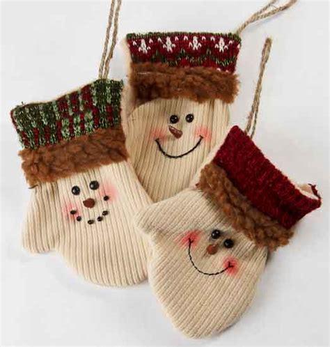 country christmas decorations snowman photograph primitive