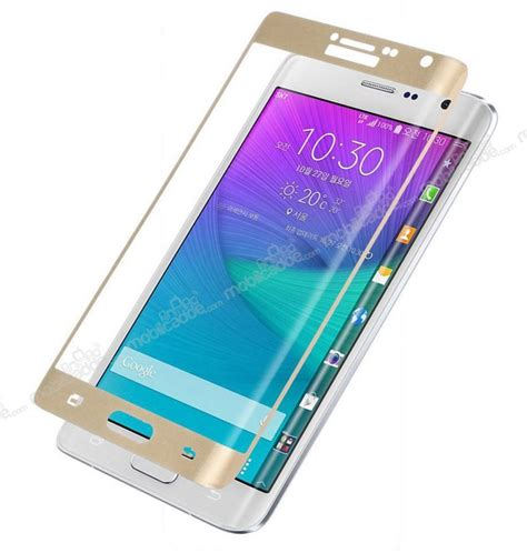 Tempered Glass Note Edge dafoni samsung galaxy note edge curve tempered glass
