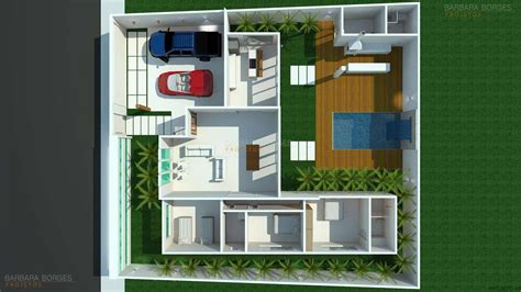 projetos de casas plantas de casas e projetos de casas barbara borges projetos