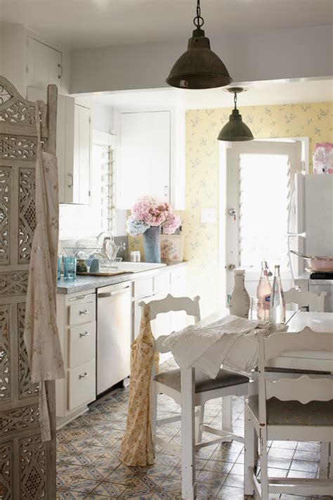 French Country Style Homes Interior Boho Chic Style Are You A Fan Town Amp Country Living