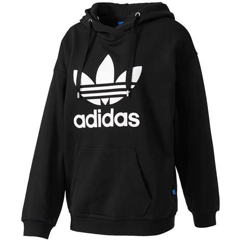 Hoodie Adidas Black 1 Cheap Gt Adidas Black Trefoil Hoodie