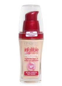 Loreal Foundation Infallible infallible foundation 187 l oreal 187 baobella