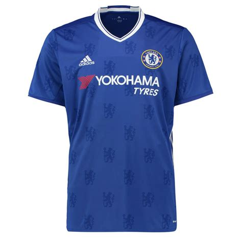 chelsea kits 2016 2017 chelsea adidas home football shirt ai7182