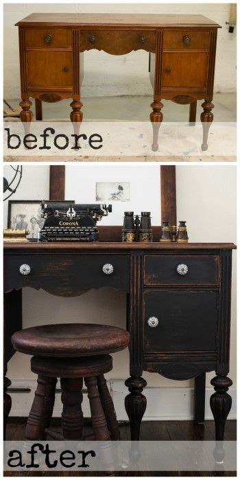 Refinish Desk by 17 Best Ideas About Refinished Desk On