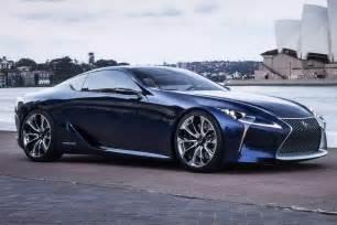 Lf Lc Lexus Lexus Lf Lc Blue Concept 14 Images Updated Lexus Lf Lc