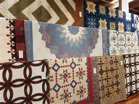 Amish Quilt Shop by Amish Quilts In Shipshewana In Dragonfly Quilts
