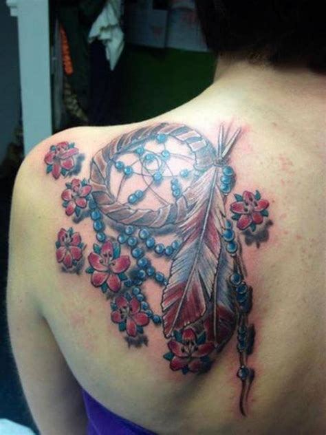 dream catcher tattoo on shoulder 37 graceful catcher shoulder tattoos