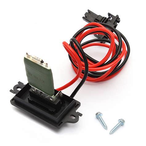 heater resistor grand heater motor fan blower resistor for renault ii grand scenic ii alex nld