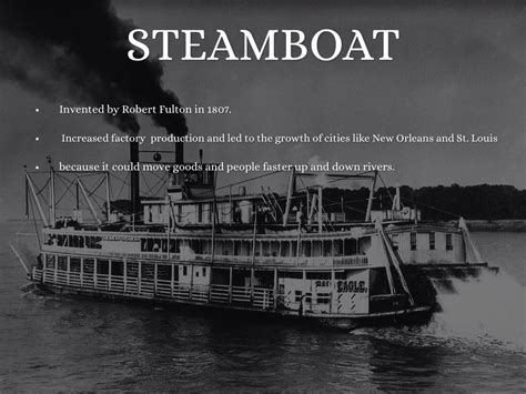 who invented the boat who invented steam boat popflyboys