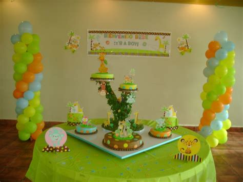 Forest Animal Baby Shower by Forest Animal Baby Shower Cake Cakecentral