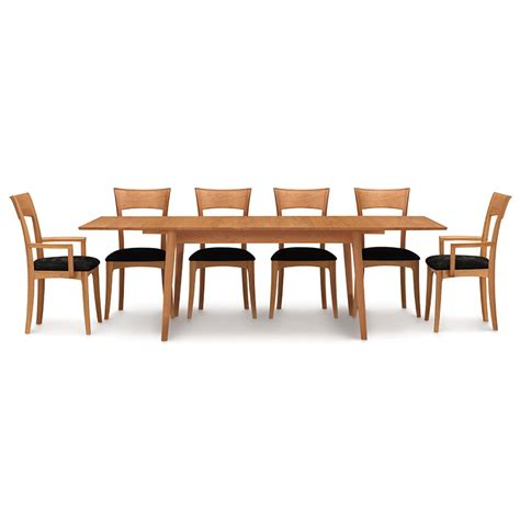 Extension Dining Room Table by Copeland Catalina Cherry Extension Dining Table High End