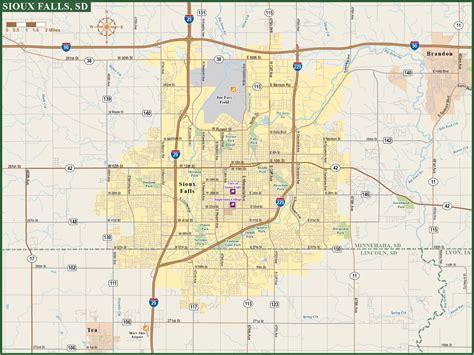 augusta metro map digital vector creative force sioux falls metro map digital vector creative force