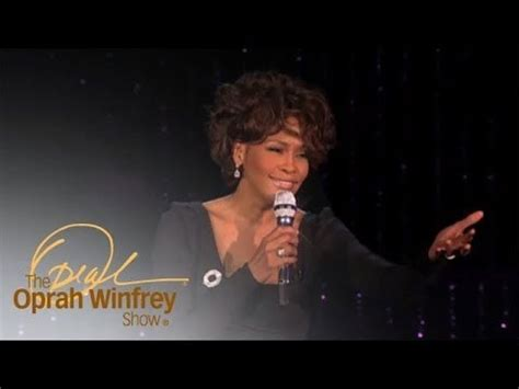 Oprah Didnt Who Was by Houston Performance The Oprah Winfrey Show