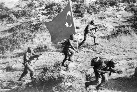 ottoman invasion of greece cyprus commemorates 41st dark anniversary of turkish