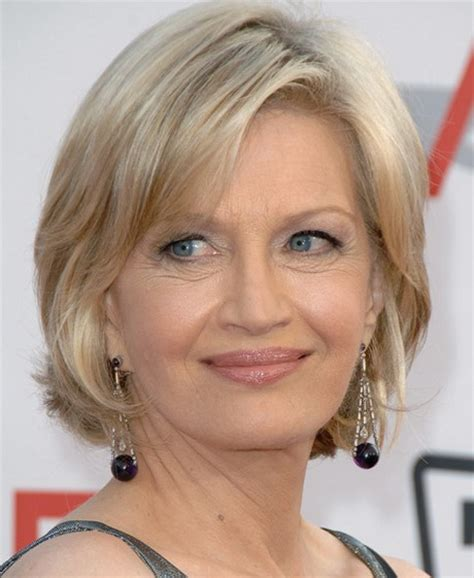 layered bob styles for older women classic short haircuts for women