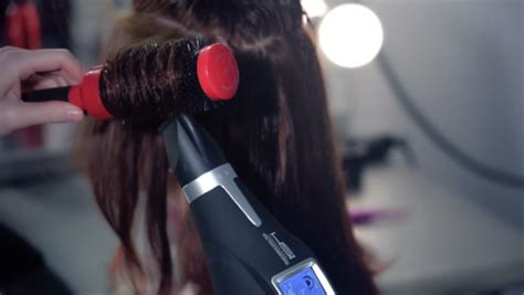 Hair Dryer Vs Flat Iron flat iron vs dryer for straightening hsi professional