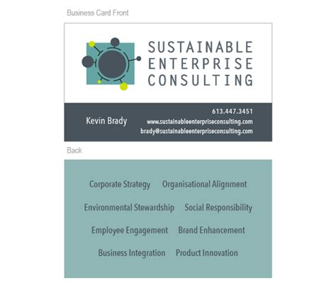 Cv Enterprise Consulting Service Sustainable Enterprise Consulting Rural Studio Graphics