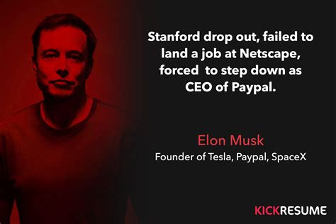 elon musk quotes tesla 10 famous people who failed before they succeeded