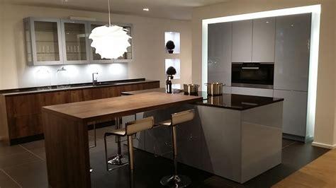 ilot bois cuisine davaus cuisine grise et bois avec ilot avec des