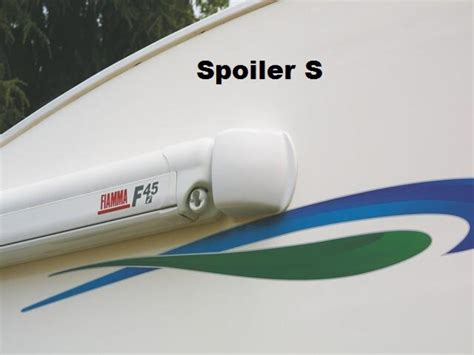 Fiamma Awning F45 Accessories by Fiamma Spoiler For F45 Awnings