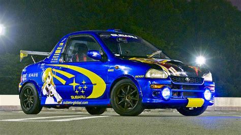 Subaru T by Subaru Vivio T Top Tuning 2 Tuning