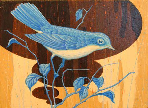 imagenes sensoriales del modernismo azules son los p 225 jaros los inicios del modernismo