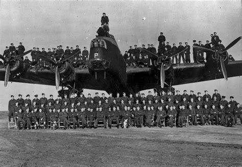 21 7 43 75 nz squadron raf mepal nr ely